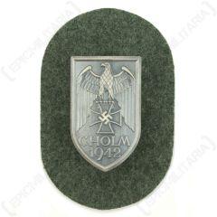 WW2 German Cholm Shield