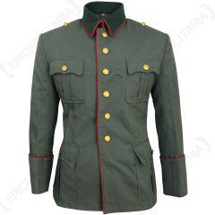 German Generals Gabardine Wool Tunic - Front