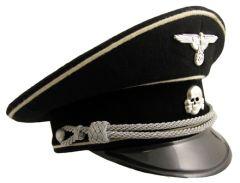 German Allgemeine Officer Visor Cap