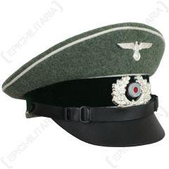 German Army Heer/NCO Visor Cap