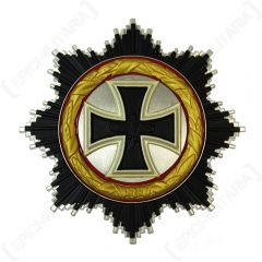 1957 WW2 Order of the German Cross - Gold