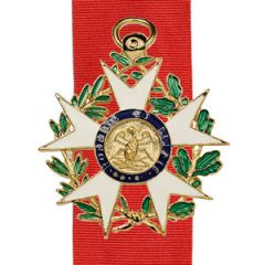 French Legion of Honour Medal Thumbnail