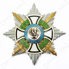 Star of the Grand Cross of the House order of the Hohenzollern