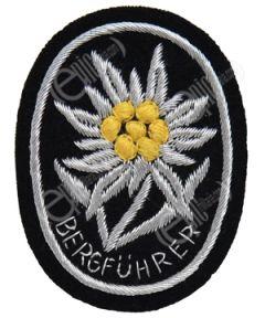 SS Edelweiss - BERGFUHRER