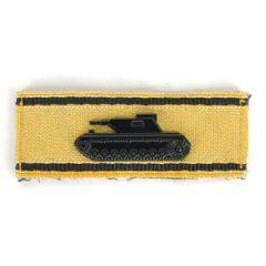 Tank Destruction Badge - Gold 3