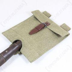 WW2 Soviet Canvas Shovel Cover