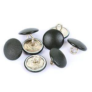 Shoulder Board Buttons - Field Grey