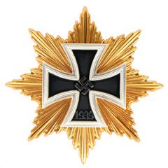 1939 Star of the Grand Cross of the Iron Cross