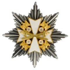 Grand Cross of the Order of the German Eagle with Star & Swords