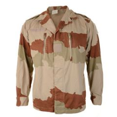 Original French Army Daguet Desert Camo Jacket