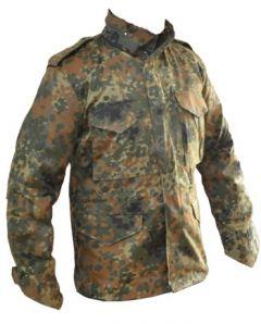 Flecktarn Camouflage M65 Field Jacket