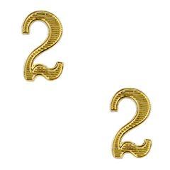 No. 2 Metal Cypher - Gold