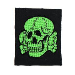 SS Bevo Cap Skull - Green