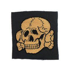 SS Bevo Cap Skull - Tan