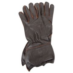 German WW2 Leather Fallschirmjager Gloves