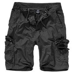 Brandit TY Cargo Shorts - Black