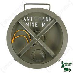 WW2 US M1 Anti-Tank Mine - With Text