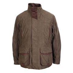 3-in-1 Normandie Jacket with Removable Liner - Khaki Thumbnail