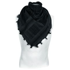 Shemagh Headscarf - Black