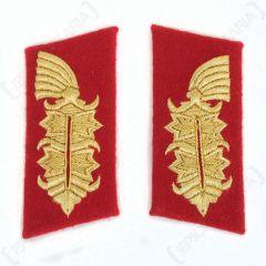 Heer General Collar Tabs - Main