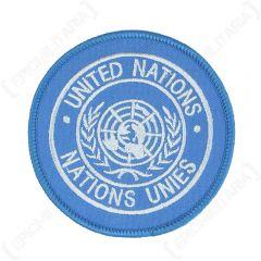 United Nations Shoulder Patch