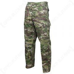 US Ranger BDU Trousers - Multitarn Camo