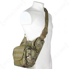 Multitarn Camo MOLLE Shoulder Pack