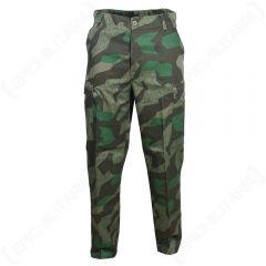 Splinter Camo BDU Trousers