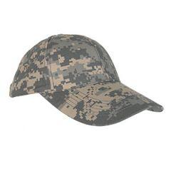 Baseball Cap - Ripstop AT Digital
