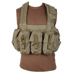 Coyote 6 Pocket Chest Rig