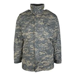 M65 Field Jacket with Liner - AT Digital Camo