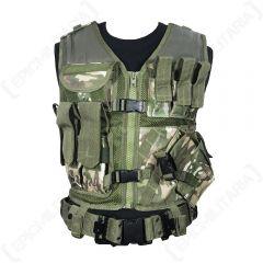 Multitarn USMC Tactical Vest