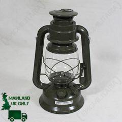Olive Green Camping Lamp - Large Thumbnail