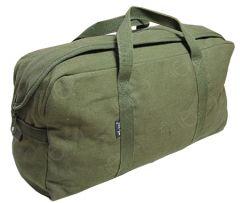 Olive Pilot Carry-On Holdall Bag