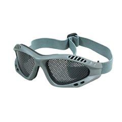 Grey Mesh Goggles Thumbnail