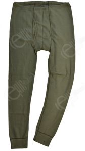 Czech Army Thermal Trousers - Olive Green
