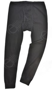 Czech Army Thermal Trousers - Black