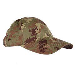 Baseball Cap - Ripstop Vegetato