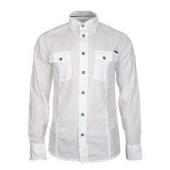 Brandit Slim Fit Shirt - White