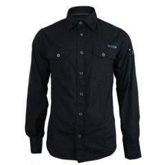 Brandit Slim Fit Shirt - Black