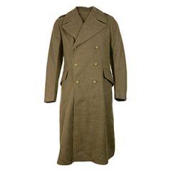Original British 40 Pattern Wool Coat