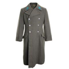 Original East German Wool Uniform Coat