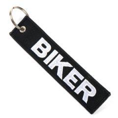 Biker Keyring