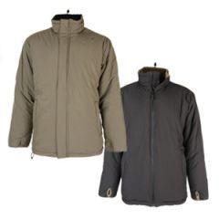 Cold Weather Reversible Jacket - Ranger Green / Black