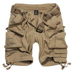 Brandit Savage Cargo Shorts - Beige