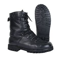 German Army Combat Boots Thumbnail