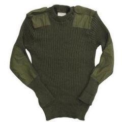 British Army Commando Wool Jumper