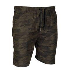 Miltec Swim Shorts - Woodland Camo