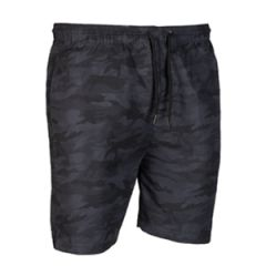 Miltec Swim Shorts - Dark Woodland Camo