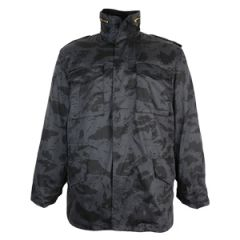 US M65 Style Field Jacket With Liner - Russian Night Camo